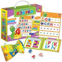 Обучающая игра Больше чем Азбука русский язык