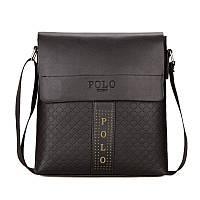 Мужская сумка POLO Videng vertical black
