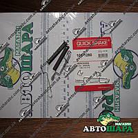 Монтажный комплект дисковых колодок MB Vito задних