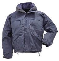 Форма патрульной полиции Украины: Куртка зимняя с подстёжкой (мембрана)