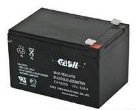 Аккумулятор Свинцово-кислотный Батарея CASIL CA12120 12Ah, 12V