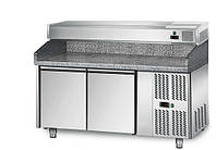 Холодильный стол для пиццы GGM Gastro POS158#AGS153E