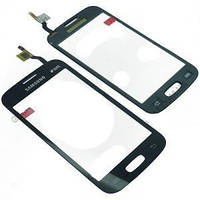 Сенсорный экран Samsung S7270/S7272/S7275 (Galaxy Ace 3) (синий)