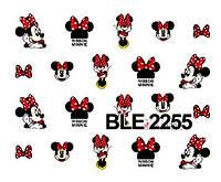 """Водные наклейки """"Мультики"""" BLE-2255, фото 1"""