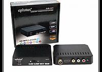 Цифровой эфирный тюнер Т2 Eplutus DVB-127T   . t-n