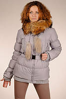 Короткий женский пуховик  SNOW CLASSIC скидка