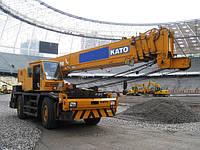 Кран Kato KR35