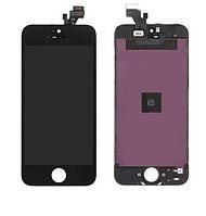 Дисплей для iPhone 5 с сенсорным экраном (черный) Oригинал