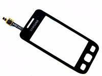 Сенсорный экран Samsung S5250/S5750 (Wave 525) (черный)