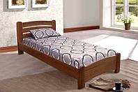Кровать односпальная деревянная София 900*2000 Микс Мебель