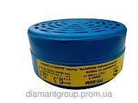 Фильтр химический для респиратора РУ-60М- Банка пластиковая Сорбент марка А1В1Е1Р2ФП VITA