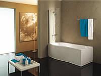 Односекционная шторка  для ванны ARABELA правая Kolpa-San Sole TP 80 508175