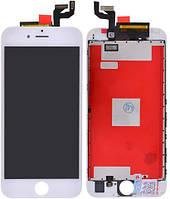 Дисплей iPhone 6S Plus с сенсорным экраном (белый) Oригинал