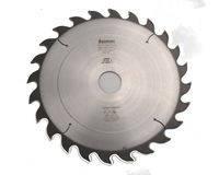 Пила дисковая по дереву Интекс 350(355)x32(50)x36z для продольного реза, фото 1
