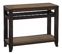 Стол консоль из массива дерева 084