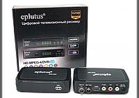 Цифровой эфирный тюнер Т2 Eplutus DVB-128T .   t-n