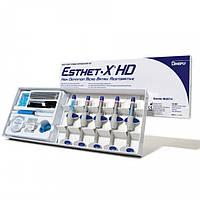 Esthet X-HD/Эстет Х HD стартовый набор в шприцах (5 х 3г+Prime&Bond® NT 4.5 мл)