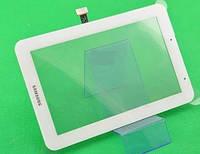 Сенсорный экран Samsung P6200/P6210 (белый)