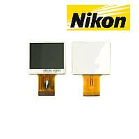 Дисплей (LCD) для цифрового фотоаппарата Nikon L4, оригинал