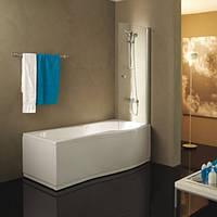 Односекционная шторка для ванны ARABELA левая Kolpa-San Sole TP 80 508182