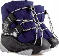Детские зимние дутики Demar SNOW RIDE синие 4016