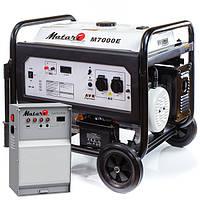 Японский бензиновый генератор Matari M7000E-ATS (5,5кВт)
