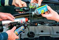 Присадки в моторное масло и топливо