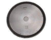 Пила дисковая по дереву Интекс 400x32(50)x56z для чистовой распиловки древесины и ДСП, фото 1
