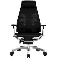 Кресло компьютерное GenidiaMesh сетчатое для руководителя
