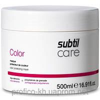 Маска для сохранения цвета - Ducastel subtil care protecteur de couleur masque 500 ml.