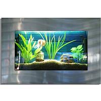 Настенный аквариум-картина 870x580x110 мм.