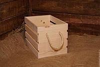 Ящик реечный подарочный