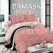 002 Семейное постельное белье DAMASK Поплин Viluta