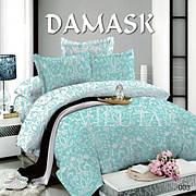 003 Семейное постельное белье DAMASK Поплин Viluta