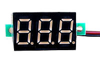 Универсальный вольтметр, автомобильный 0-100В