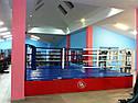 Боксерский ринг на помосте 7*7м, канаты 6*6м., фото 3