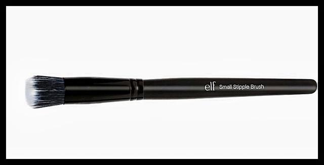 Кисть для тональной основы e.l.f. Studio Stipple Brush