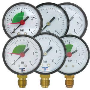 Контрольно-измерительные приборы для систем отопления и водоснабжения