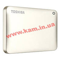 "Внешний жесткий диск 2.5"" USB3.0 2Tb Toshiba Canvio Connect II Satin Gold (HDTC820EC3CA)"
