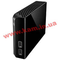 "Внешний жесткий диск 3.5"" USB3.0 4Tb Seagate Backup Plus Hub Black (STEL4000200)"