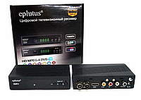 Цифровой эфирный тюнер Т2 Eplutus DVB-137T     . t-n
