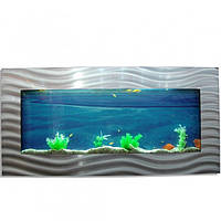 Настенный аквариум-картина 1130x650x110мм.