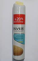 Спрей краска-восстановитель для нубука и замши Silver Shoe  Products 300 мл (бесцветный), фото 1