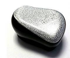 Расческа Compact Серебро фольга