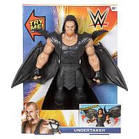 Воин Гробовщик черный WWE FlexForce Undertaker 12-inch Figure, No. 1