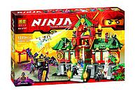 Конструктор Ниндзя Ninja Битва за Ниндзяго Сити 9797, 1223 деталей. Конструктор Bela 9797 (Lego Ninjago 70728)