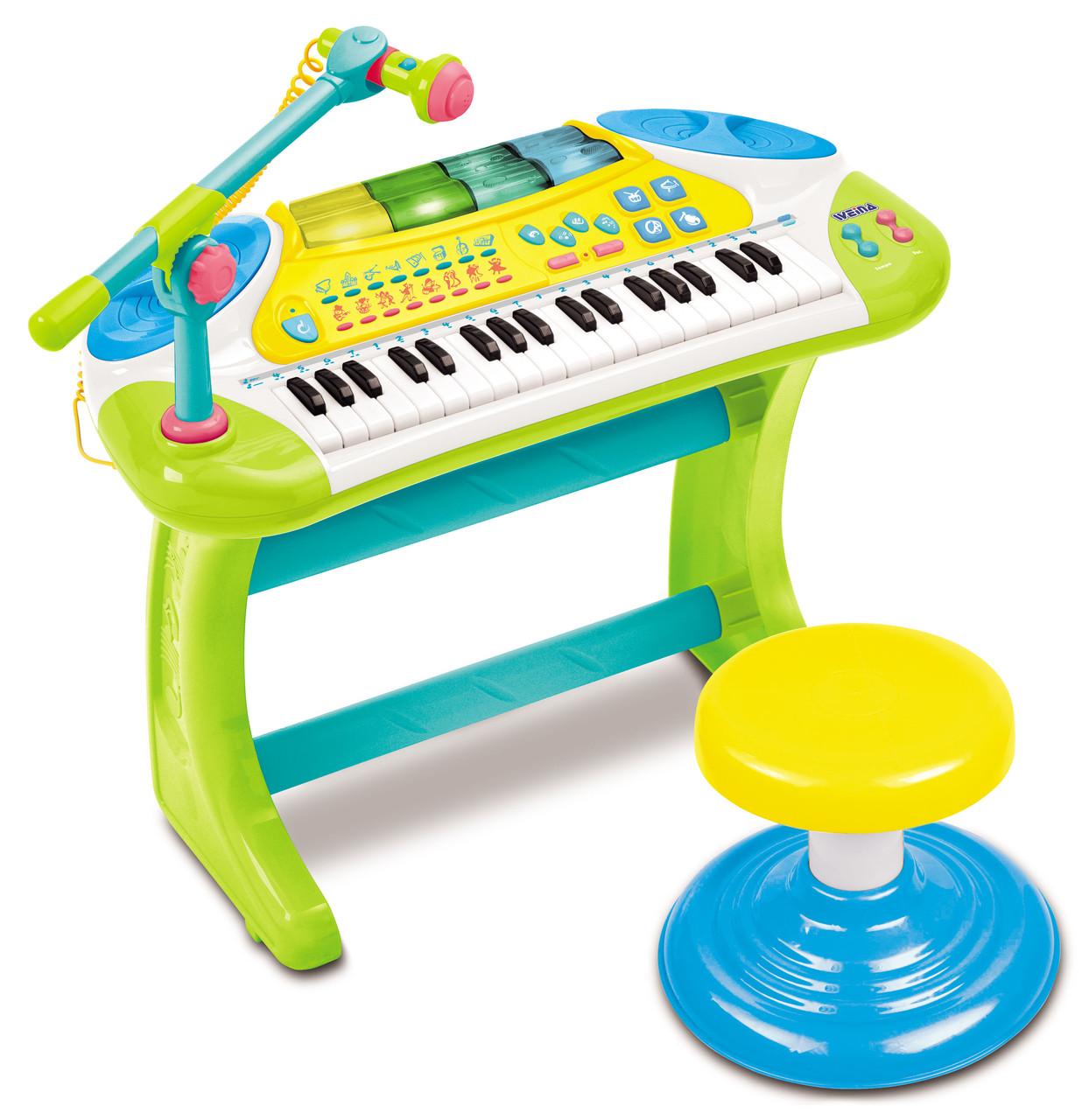 Развивающая игрушка Weina «Электронное пианино» 2079