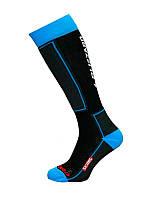 Носки  Blizzard  Skiing  black/blue  24-26
