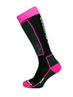 Носки  Blizzard  Skiing  Black/Pink  35-38