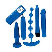 Комплект секс игрушек -  Mini Kit Strong Blue